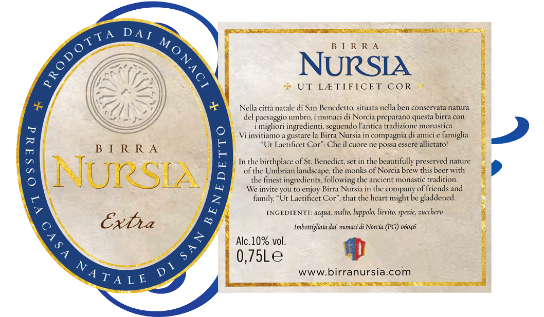 Birra Nursia Extra description