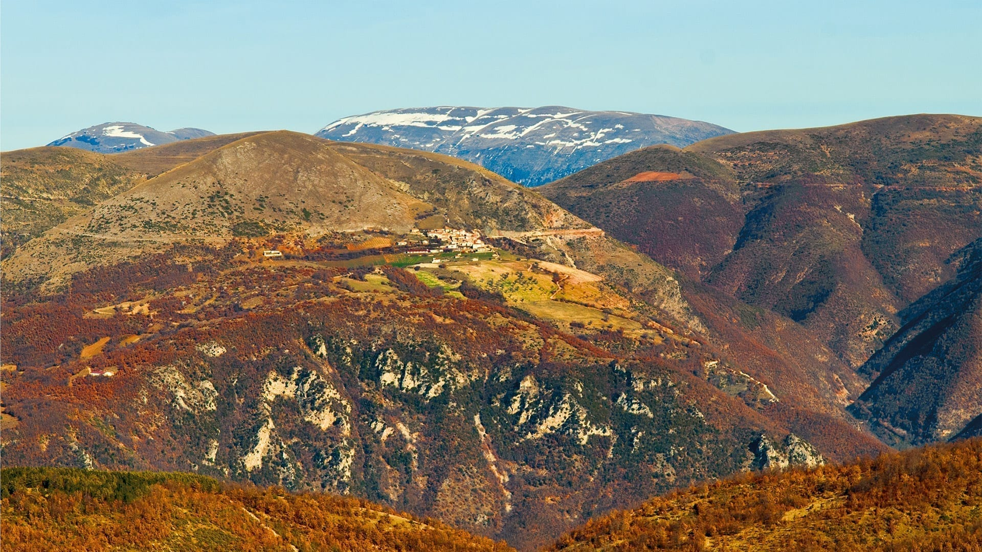 Hills of Norcia